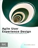 Agile User Experience Design
