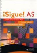Sigue  Teacher s Resource Book