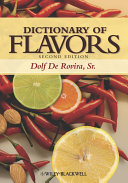 Dictionary of Flavors ebook