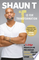 T is for Transformation Book