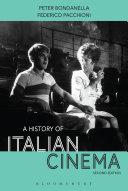 A History of Italian Cinema Book