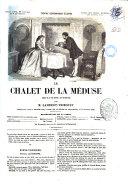 Le chalet de la Meduse scene de la vie privee... de nourriture par M. Lambert-Thiboust