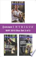 Harlequin Intrigue May 2015 Box Set 2 Of 2