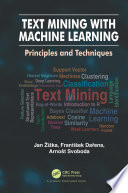 Text Mining With Machine Learning Book PDF