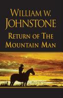 The Return of the Mountain Man Pdf/ePub eBook