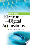 Handbook Of Electronic And Digital Acquisitions Book PDF