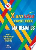 Xam idea Complete Course Mathematics - Class 10