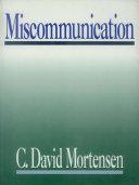 Pdf Miscommunication Telecharger