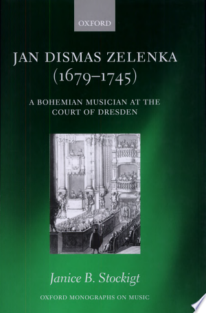 Download Jan Dismas Zelenka Free Books - Dlebooks.net