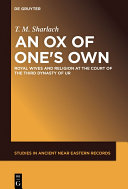 An Ox of One s Own