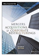 Mergers, Acquisitions, and Corporate Restructurings Pdf/ePub eBook