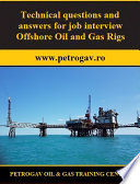 Technical questions and answers for job interview Offshore Oil   Gas Rigs