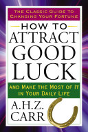 How To Attract Good Luck Book PDF