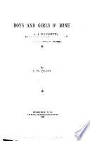 Boys and Girls O   mine
