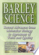 Barley Science