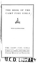 The Book of the Camp Fire Girls