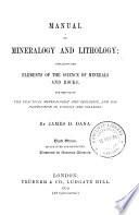 Manual of Mineralogy and Lithology Pdf/ePub eBook