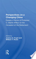 Perspectives On A Changing China