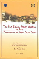 The New Social Policy Agenda in Asia Book