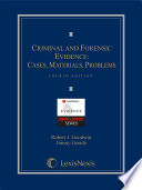 Criminal and Forensic Evidence Book