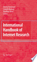 International Handbook Of Internet Research Book PDF