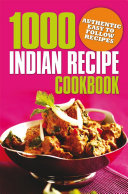 1000 Indian Recipe Cookbook [Pdf/ePub] eBook
