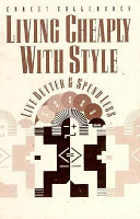 Living Cheaply with Style Book