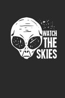 Watch The Skies Daily Planner 2020