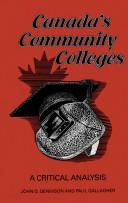 Canada s Community Colleges