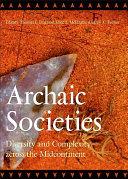 Pdf Archaic Societies Telecharger