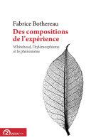 Pdf Des compositions de l'expérience Telecharger