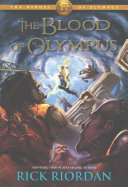 The Heroes of Olympus, Book Five The Blood of Olympus image