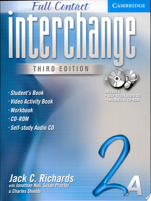 Interchange Third Edition Full Contact 2A