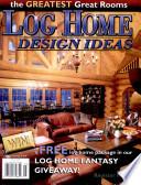 Log Home Design