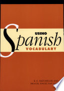Using Spanish Vocabulary