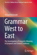 Grammar West to East