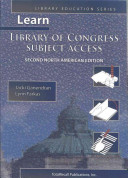 Learn Library of Congress Subject Access Second North American Edition