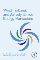 Wind Turbines and Aerodynamics Energy Harvesters [Pdf/ePub] eBook