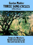 Three Song Cycles in Vocal Score