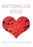Pdf Watermelon Seeds