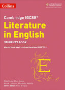 Cambridge IGCSE® English Literature