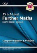 New AS & A-Level Further Maths for Edexcel: Complete Revision & Practice with Online Edition