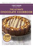 I Quit Sugar The Ultimate Chocolate Cookbook