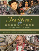 Looseleaf for Traditions   Encounters  A Brief Global History