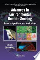 Advances in Environmental Remote Sensing Book
