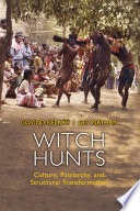 Witch Hunts  Culture  Patriarchy  and Transformation