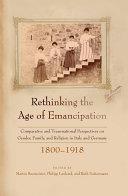 Pdf Rethinking the Age of Emancipation Telecharger
