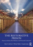 The Restorative Prison