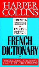 Collins French-English, English-French
