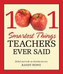 Pdf 1001 Smartest Things Teachers Ever Said